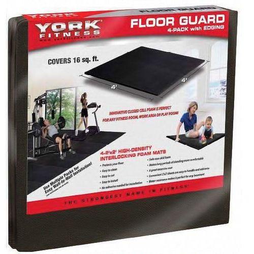 Modułowa wykładzina podłogowa Puzzle - , produkt marki York Fitness