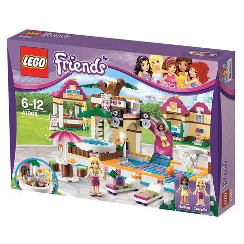 Lego Friends BASEN W HEARTLAKE 41008 z kategorii: klocki dla dzieci
