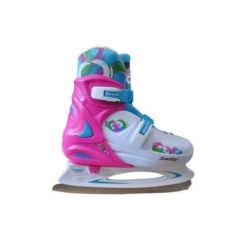 Regulowane łyżwy figurowe Sally , Axer Sport z Disport.pl