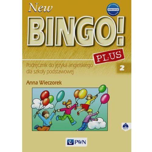New Bingo! Plus 2 Podręcznik + 2CD - Wysyłka od 3,99 - porównuj ceny z wysyłką, Wieczorek Anna