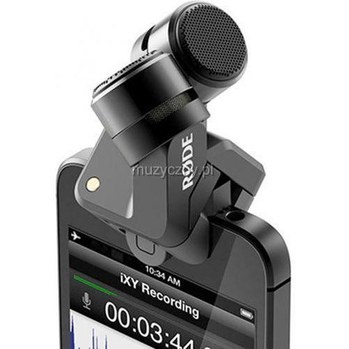 Rode ixy lightning mikrofon stereofoniczny do iphone, ipad