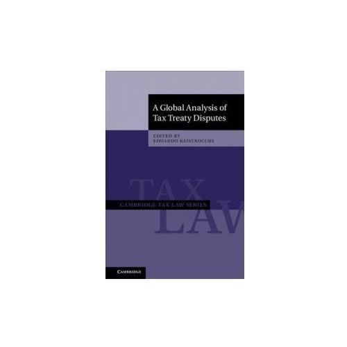 Cambridge Tax Law Series (9781316507254)