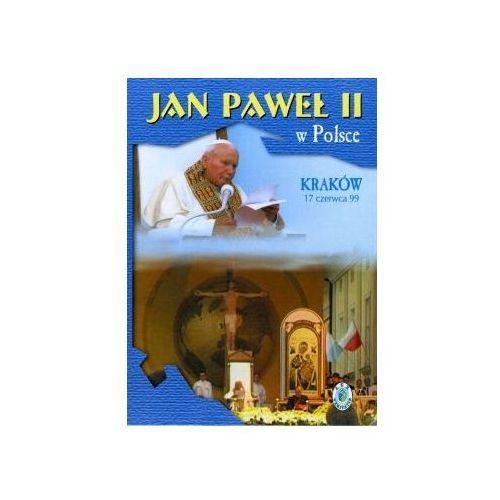 Jan paweł ii w polsce 1999 r - kraków - dvd marki Fundacja lux veritatis