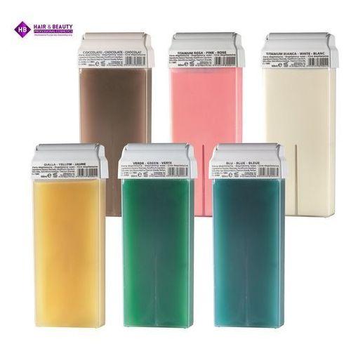 Kallos cosmetics Kallos wosk do depilacji - zielony (green) - 100ml (8056539890010)