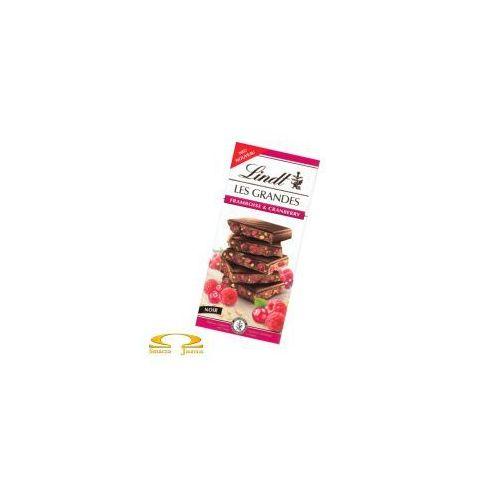 Czekolada Lindt Les Grandes Framboise & Cranberry 150g