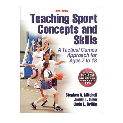 Teaching Sport Concepts and Skills (672 str.)