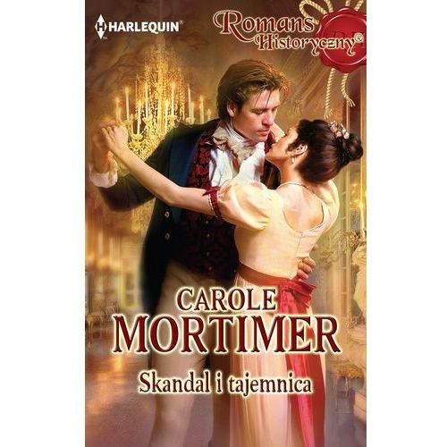 Skandal i tajemnica - Carole Mortimer (9788323897422)