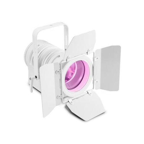 Cameo TS 60 W RGBW WH - spotlight 60W RGBW LED, reflektor teatralny, biała obudowa