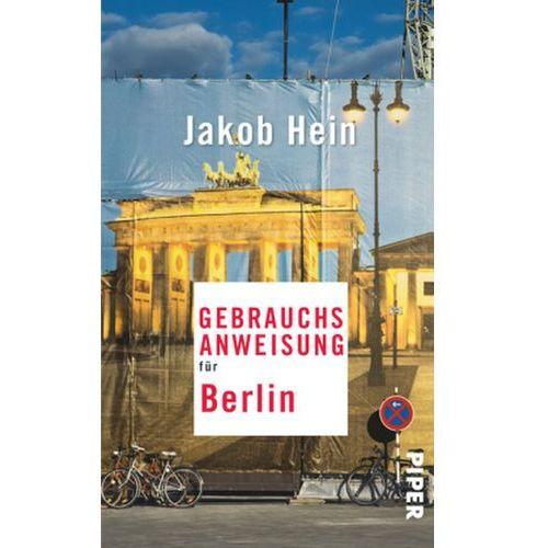 Gebrauchsanweisung für Berlin (9783492276610)