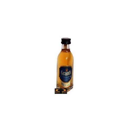 William grant & sons Miniaturka whisky grant's ale cask reserve 0,05l