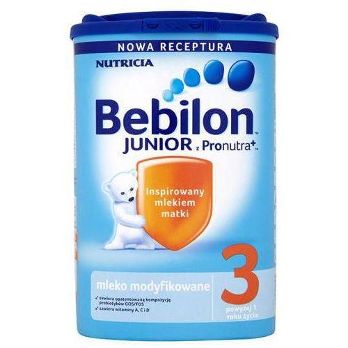 Bebilon Junior 3 Pronutra+ Mleko modyfikowane 800 g, 12m+ (mleko dla dzieci)