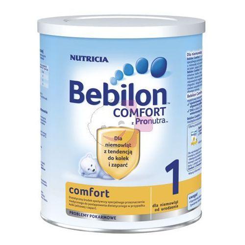 Bebilon Comfort 1 z Pronutra mleko modyfikowane 400g (mleko dla dzieci)