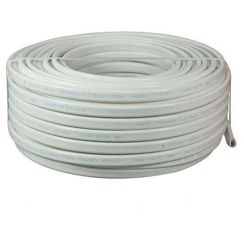 Przewód YDYP 3x2.5 25m (przewód elektryczny)