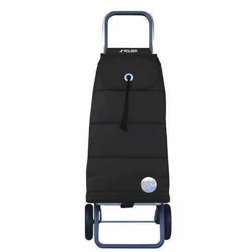 Wózek zakupowy składany Rolser Logic RG Pack negro (wózek na zakupy)