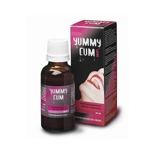 Cobeco pharma Krople poprawiające smak spermy
