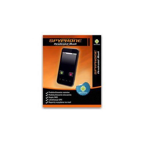 SpyPhone Android Mail - monitorowanie i podsłuch GSM, Spy Shop