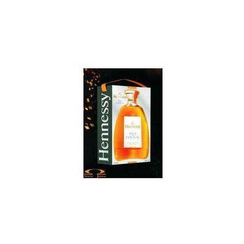 Koniak Hennessy Fine De Cognac Xmas Gift Box 0,7l