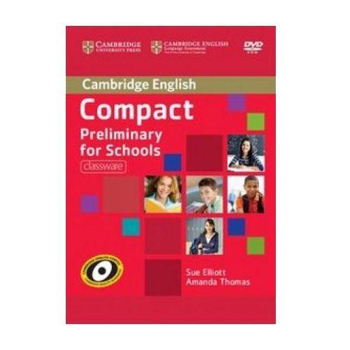 Compact Preliminary for Schools. Oprogramowanie Tablicy Interaktywnej (9781107692336)