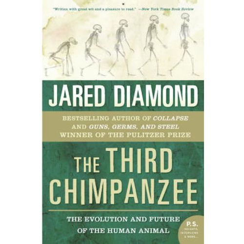 The Third Chimpanzee (9780060845506)