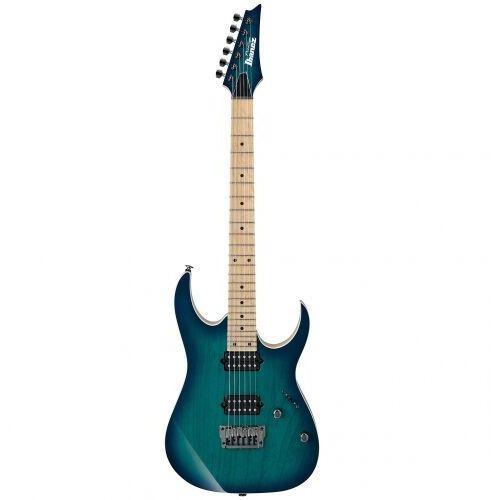Ibanez RG652AHMFX-NGB Nebula Green Burst gitara elektryczna