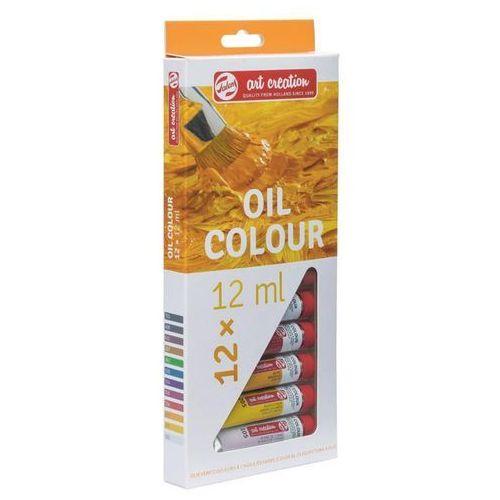 Zestaw farb TALENS OIL SET 12x12ml, TAL9020112M