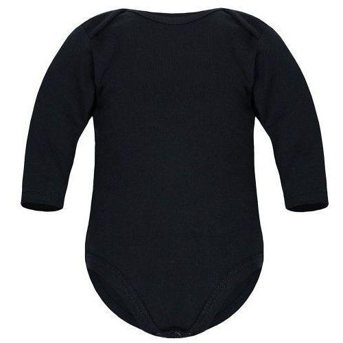 Dziecięce body długi rękaw czarne marki Dolce sonno