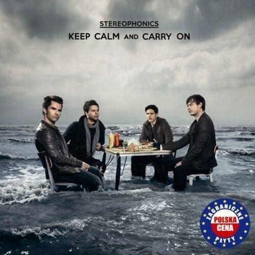 Keep Calm And Carry On (Polska cena) [Wyprzedaż - Lato 2013] - Stereophonics (Płyta CD) (0602527319322)