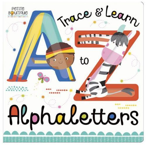 Petite Boutique Trace and Learn Alphaletters