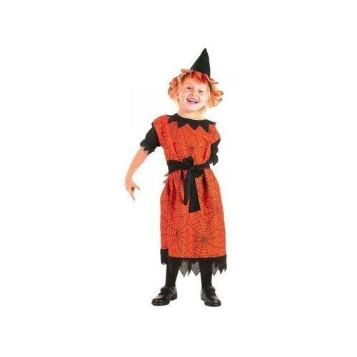 Aster Strój na halloween pani dynia 3 - 4 lata, kostium/ przebranie dla dzieci, odgrywanie ról