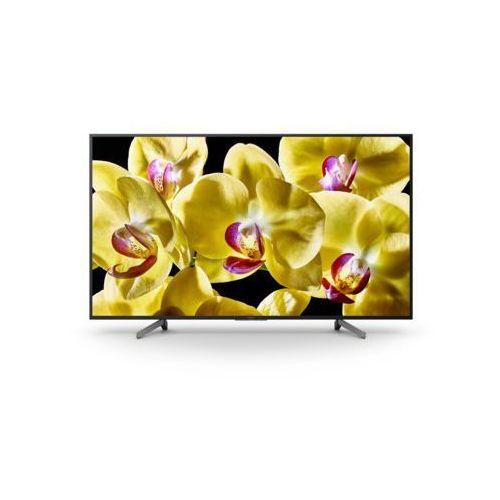 Telewizor SONY KD-65XG8096. Klasa energetyczna A