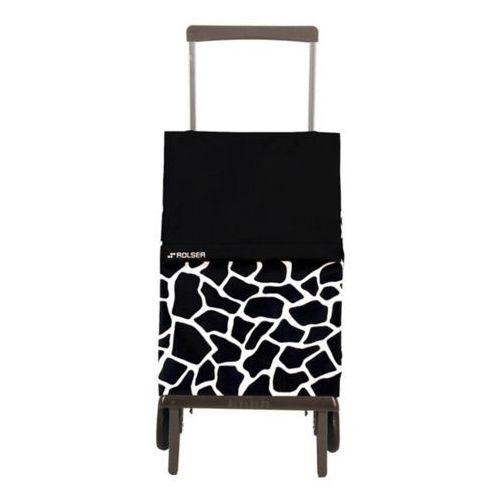 Wózek na zakupy Rolser PLEGAMATIC Original Savana Blanco (wózek na zakupy)