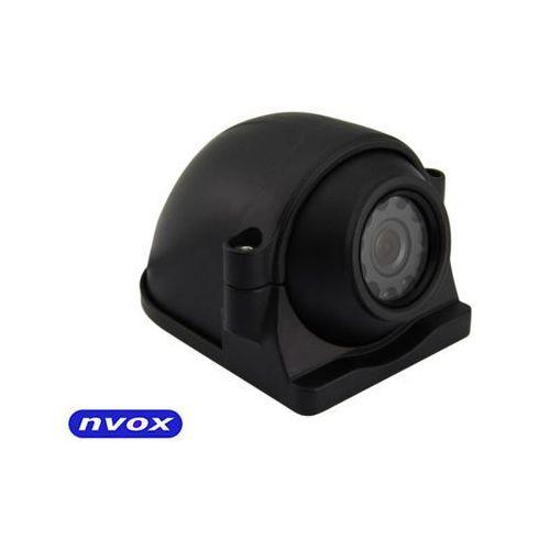 NVOX GDB07R Kamera samochodowa 4PIN CCD SHARP w metalowej obudowie (5909182418489)