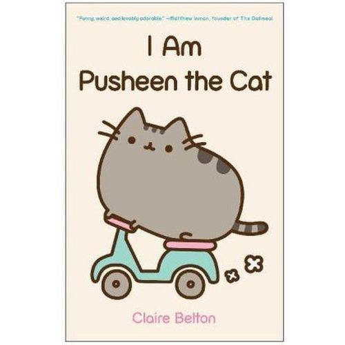 I am Pusheen the Cat, Simon Schuster