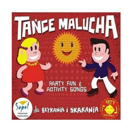 Soliton Tańce malucha do brykania i skakania (cd) (5901549899498)