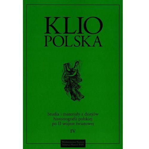 Klio Polska IV, oprawa miękka