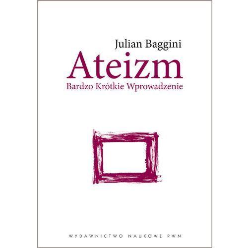 Ateizm. Bardzo krótkie wprowadzenie - Julian Baggini, Baggini Julian