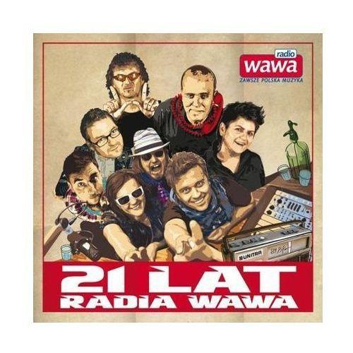 21 Lat Radia Wawa - Agencja Artystyczna MTJ (5906409902448)