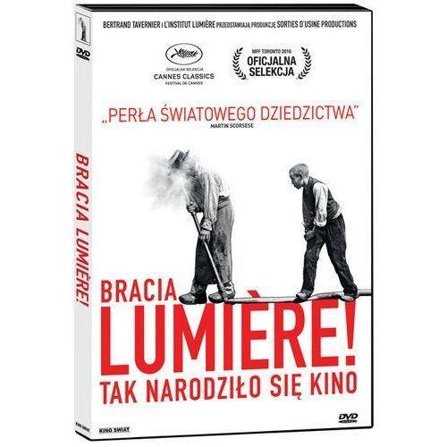 Add media Bracia lumèire/ kino świat - . darmowa dostawa do kiosku ruchu od 24,99zł