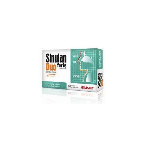 Sinulan Duo Forte 60 tabletek z kategorii Pozostałe zdrowie