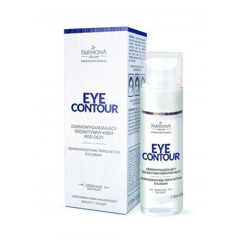 Farmona professional eye contour trójaktywny krem pod oczy 30ml