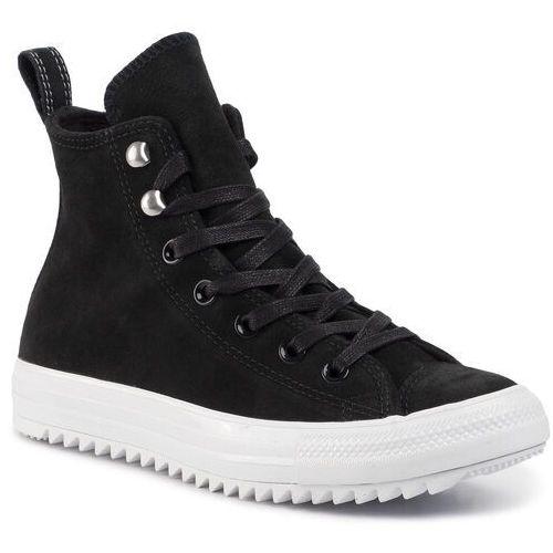 Tenisówki - ctas hiker hi 565236c black/white/black marki Converse