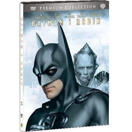Batman i Robin (DVD) - Joel Schumacher (7321910713167)