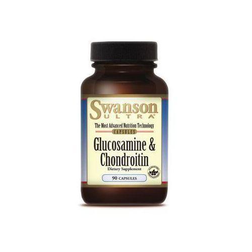 Glukozamina i chondroityna 500/400mg 90kaps
