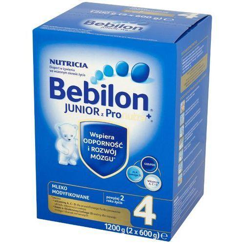 1200g junior 4 z pronutra mleko modyfikowane powyżej 2 roku | darmowa dostawa od 150 zł! wyprodukowany przez Bebilon