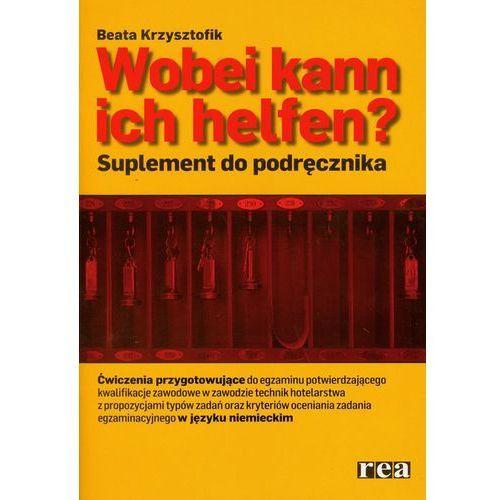 Wobei kann ich helfen Suplement do podręcznika, WSiP