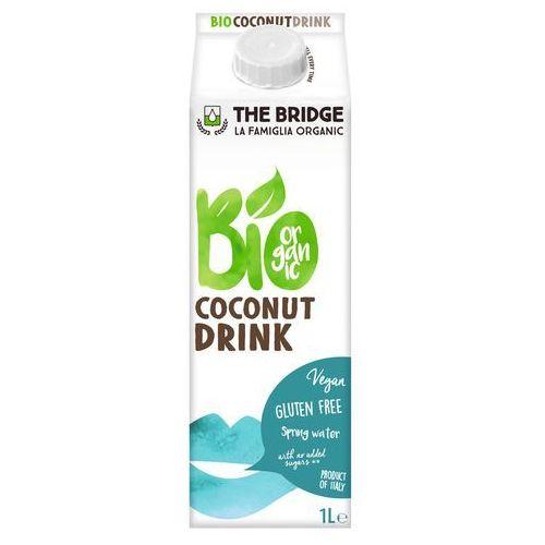 121the bridge Napój mleko kokosowe naturalne 1l - the bridge - eko (8019428007364)
