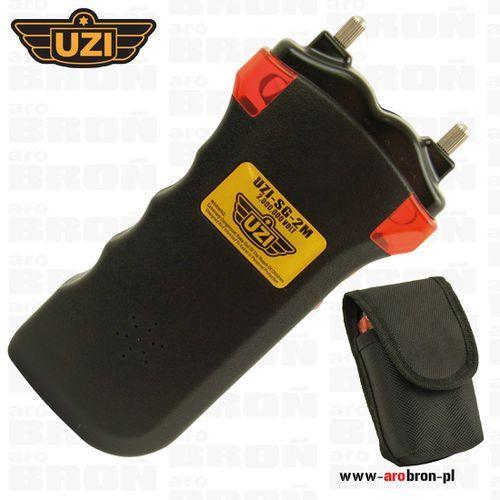 Paralizator UZI Thunderbolt (SG-2M) z latarką + pokrowiec - 2 000 000V SOLIDNY, marki Uzi do zakupu w www.arobron.pl