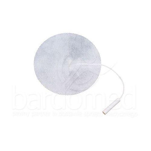 Elektroda samoprzylepna okrągła o śr. 50 z kablem 2 mm (komplet 4 szt.), produkt marki Bardo-Med