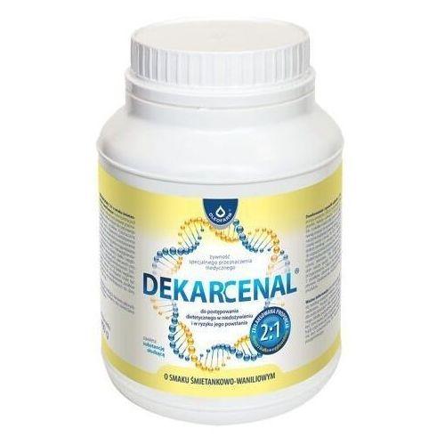 Dekarcenal 2:1 o smaku śmietankowo-waniliowym 400g marki Oleofarm