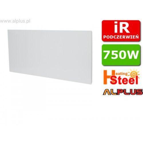 Grzejnik na podczerwień 750w hsteel ish 750 premium panel grzewczy wysyłka 1szt 14zł marki Teplaya